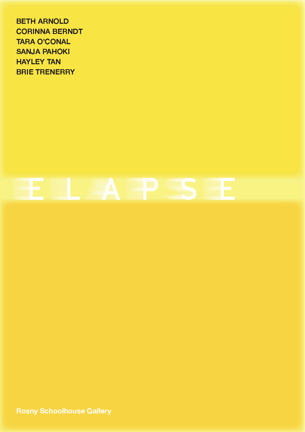 Elapse cover images